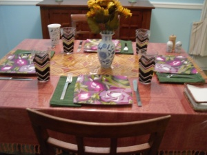 2015 fall tablescape