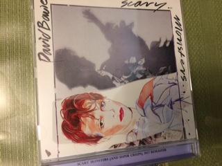 david bowie super CD