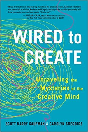 wired to create cover